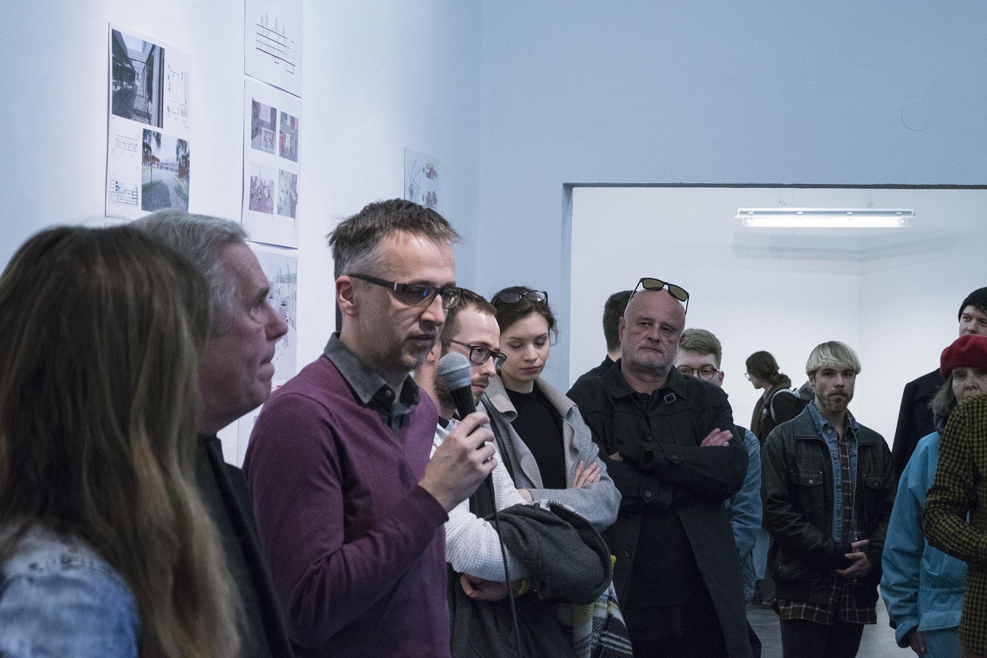 Výstava študentských návrhov revitalizácie Hurbanových kasární